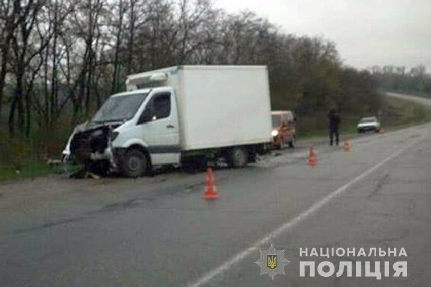 На Хмельниччині в ДТП постраждав 47-річний водій, фото-1