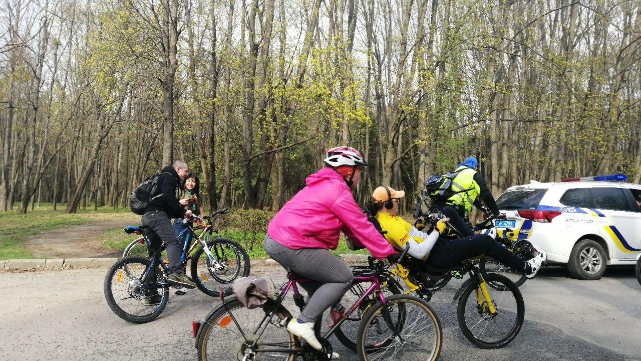 У Хмельницькому відкрили велосезон (фото, відео), фото-7