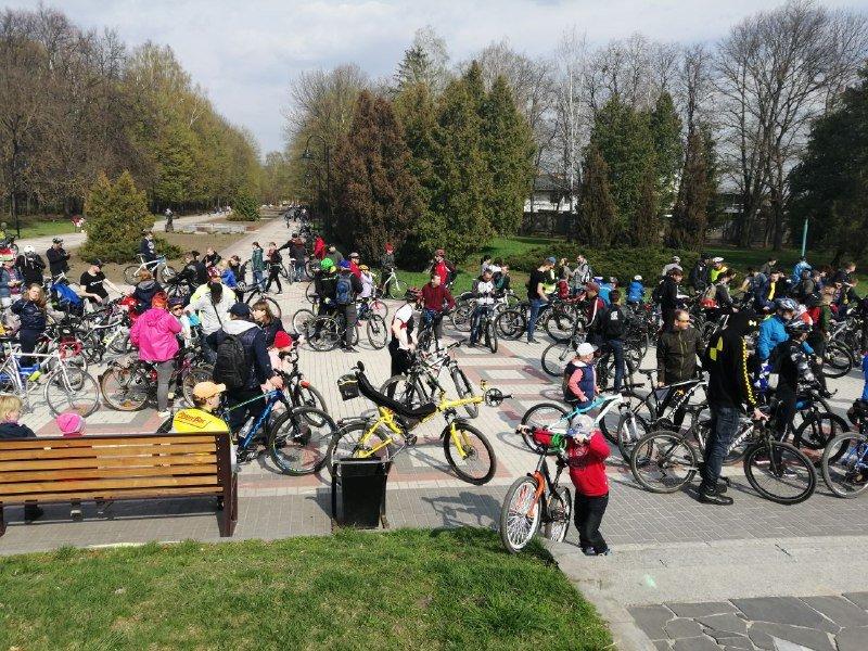 У Хмельницькому відкрили велосезон (фото, відео), фото-6