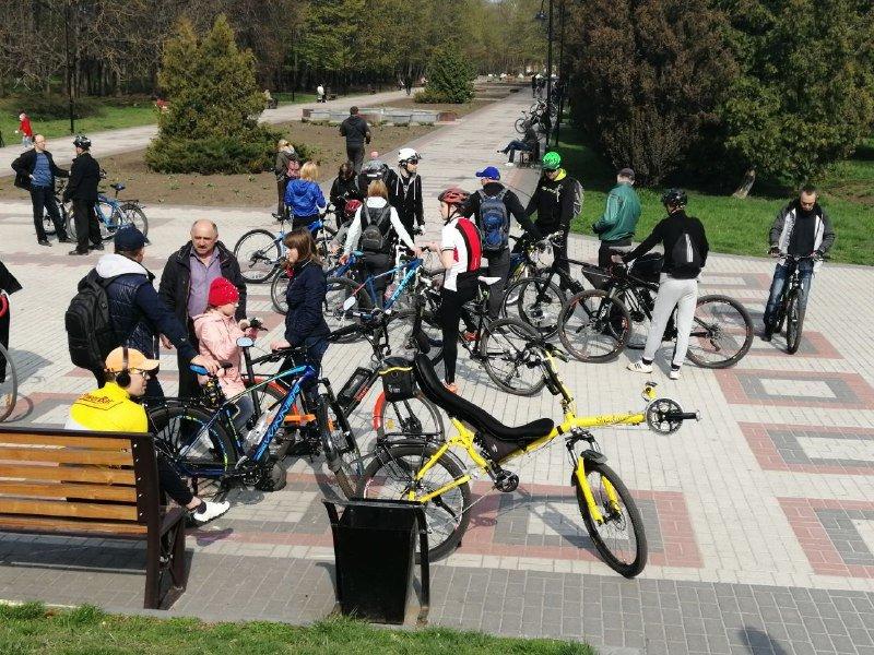 У Хмельницькому відкрили велосезон (фото, відео), фото-1