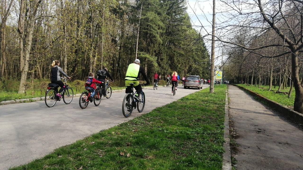 У Хмельницькому відкрили велосезон (фото, відео), фото-11