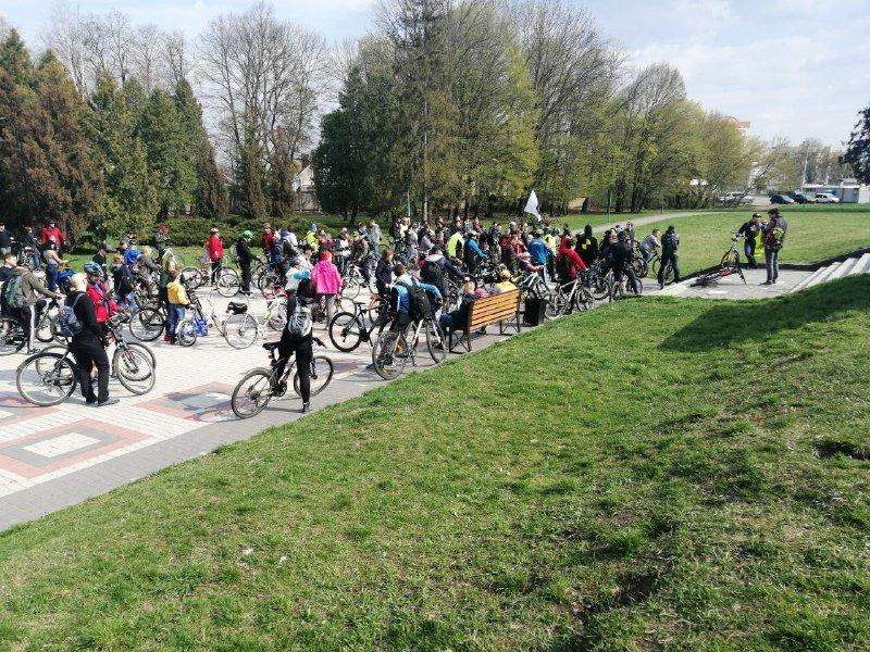 У Хмельницькому відкрили велосезон (фото, відео), фото-10