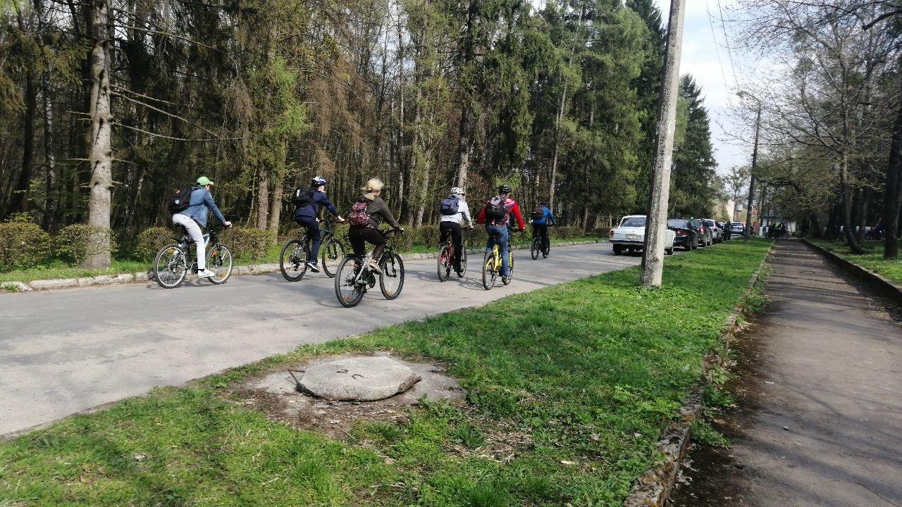 У Хмельницькому відкрили велосезон (фото, відео), фото-8