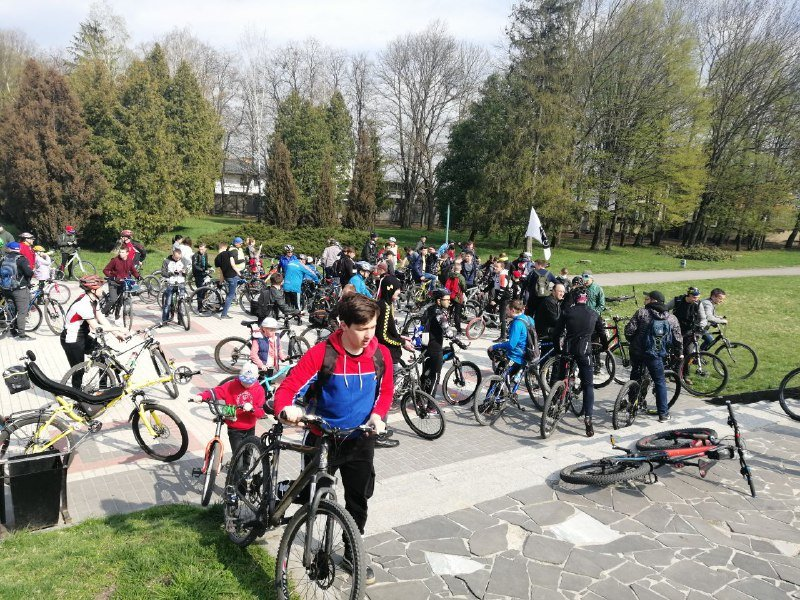 У Хмельницькому відкрили велосезон (фото, відео), фото-5