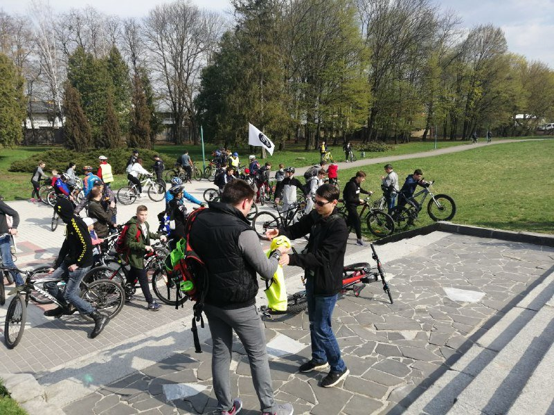 У Хмельницькому відкрили велосезон (фото, відео), фото-3