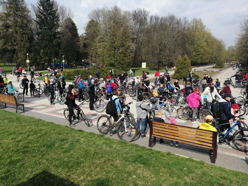 У Хмельницькому відкрили велосезон (фото, відео), фото-2