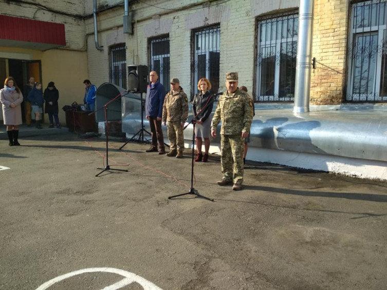 У Хмельницькому пішли служити строковики весняного призову, фото-3