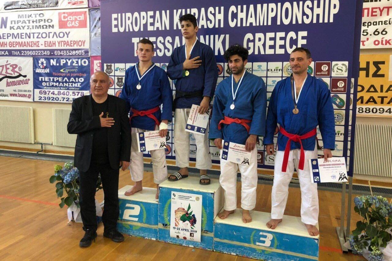 Хмельничани здобули «золото» та «срібло» на Чемпіонаті Європи з боротьби Кураш в Греції, фото-2
