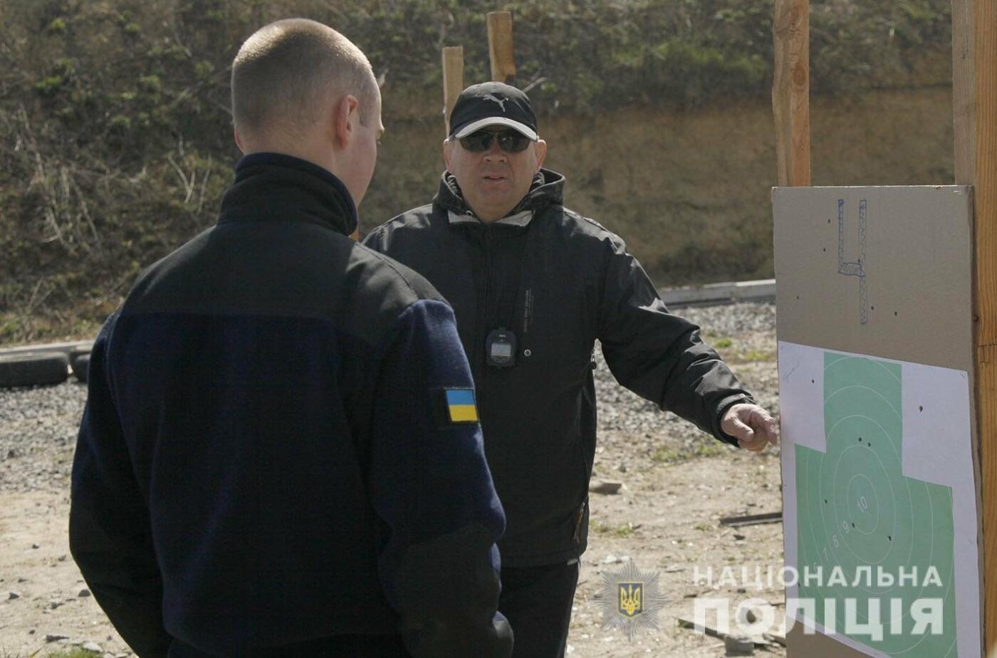 Хмельницькі поліцейські стали переможцями обласної першості «Динаміади-2019» з прикладної стрільби , фото-3