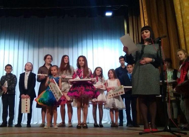 У Хмельницькому діти з багатодітних родин мірялись талантами, фото-1