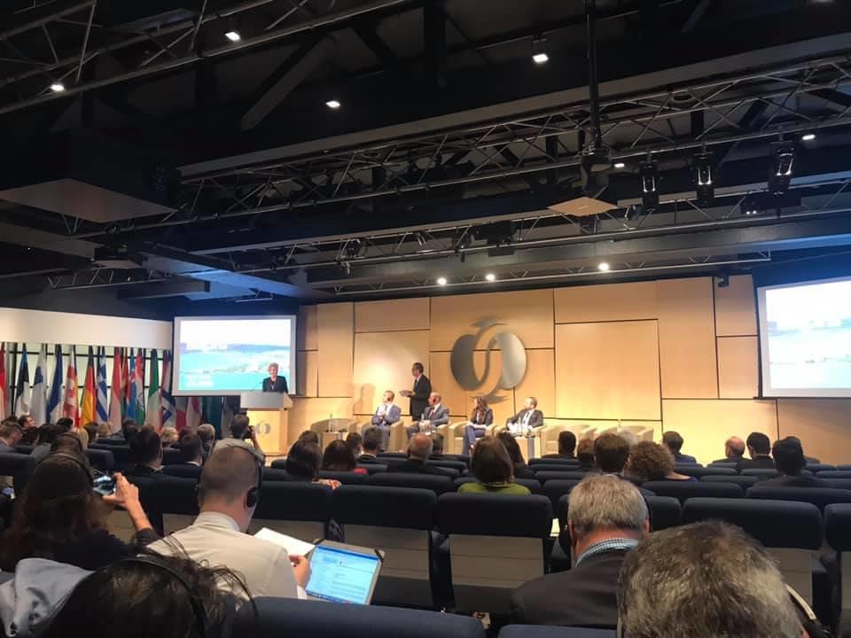 Міський голова Хмельницького перебуває з робочим візитом у Лондоні на форумі Green Cities (фото), фото-3