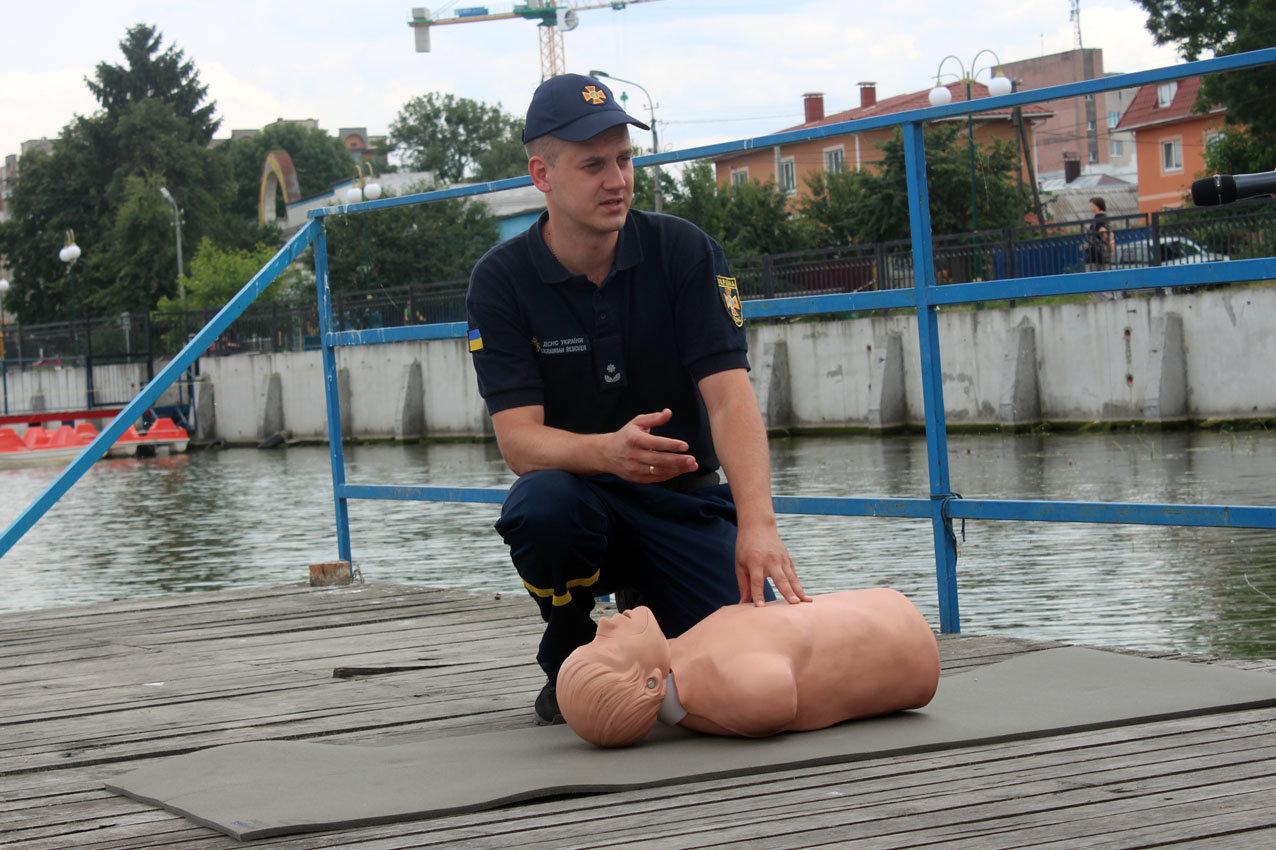 Напередодні свята Купала рятувальники Хмельниччини застерегли громадян від легковажності на воді, фото-6