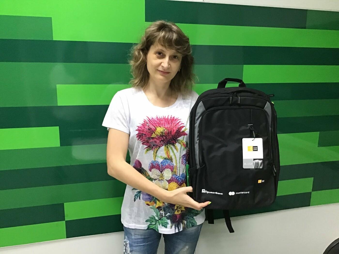 Хмельничанка перемогла в акції ПриватБанку з TransferGo, фото-1