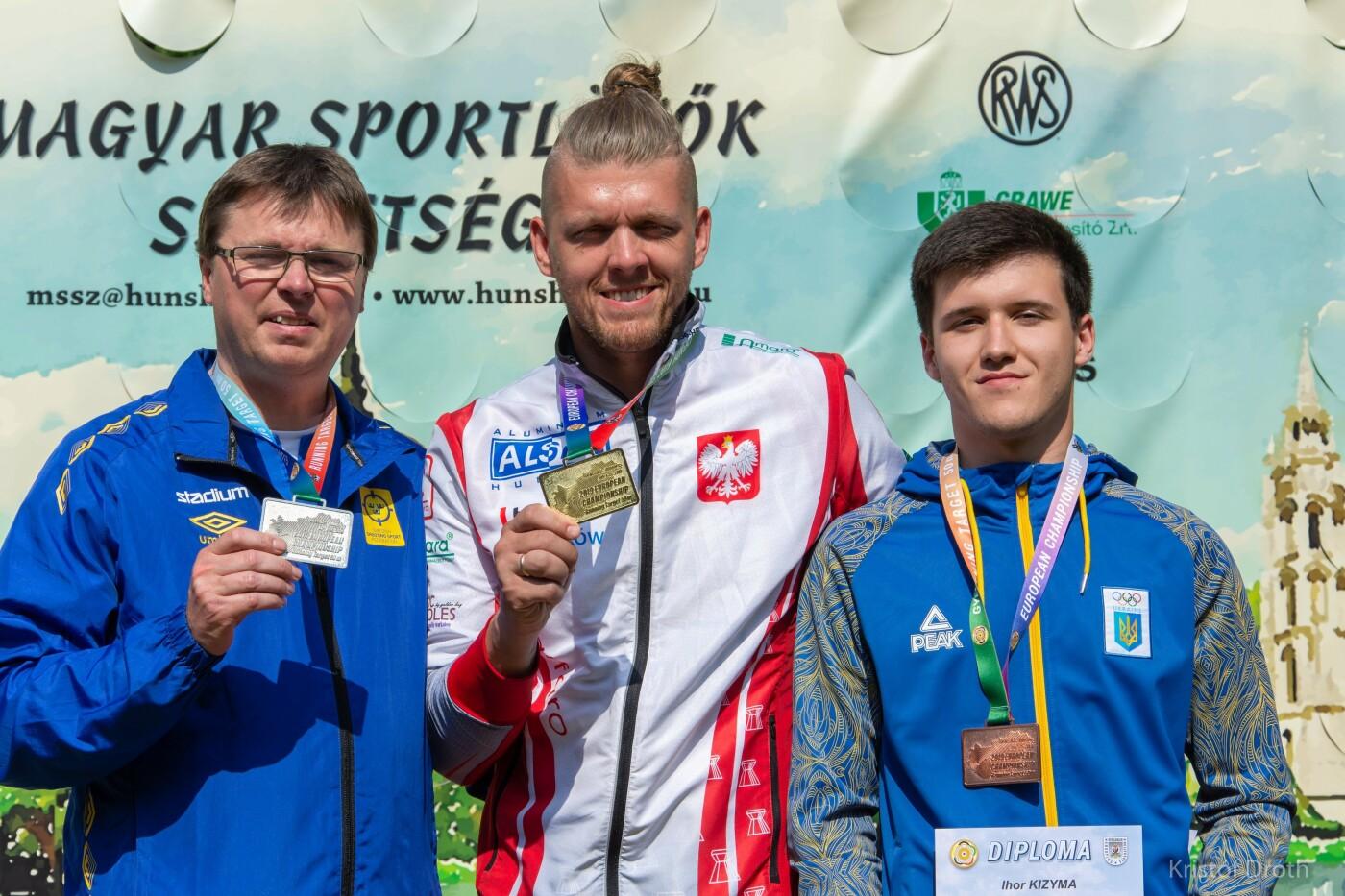 Хмельничани успішно виступили у складі збірної України на Чемпіонаті Європи з кульової стрільби, фото-4