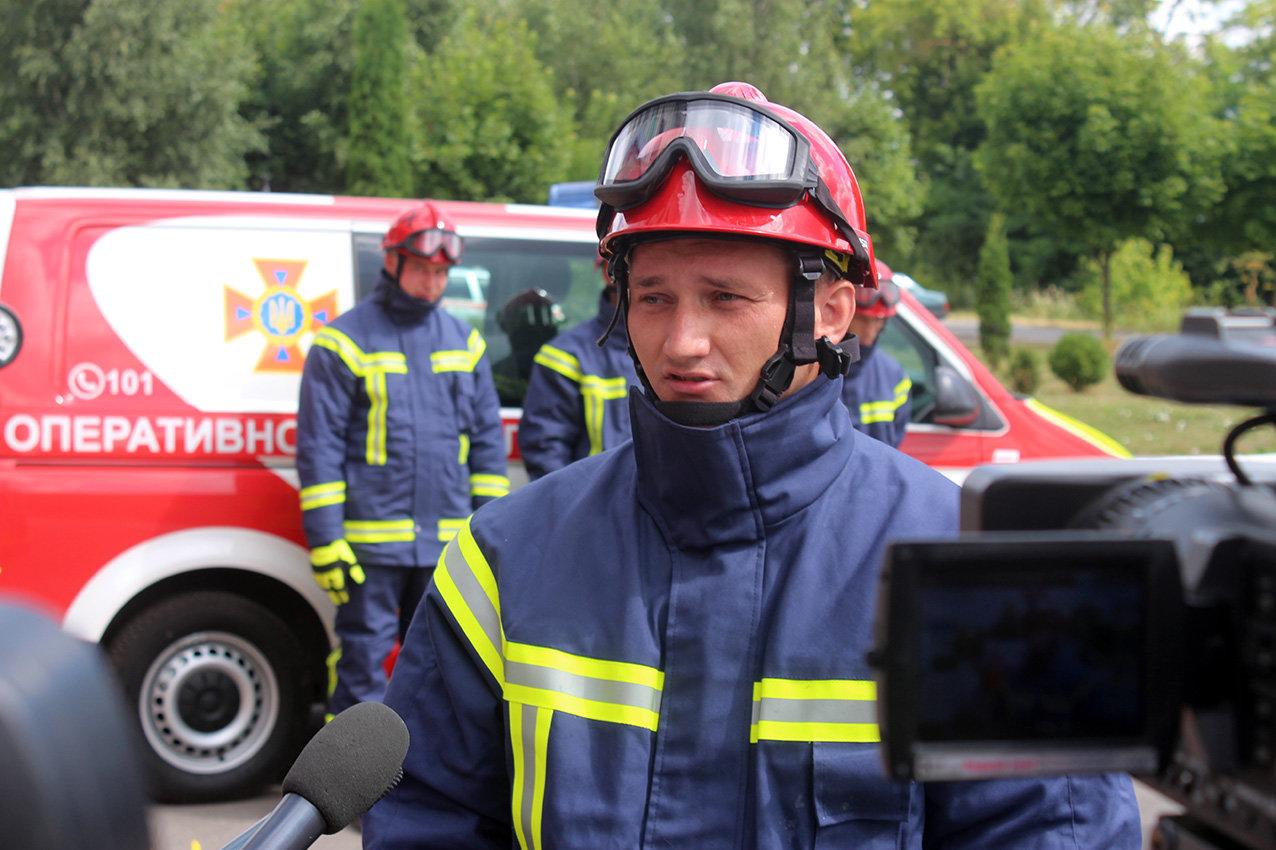 Рятувальники Хмельниччини отримали сучасний мультифункціональний автомобіль , фото-5