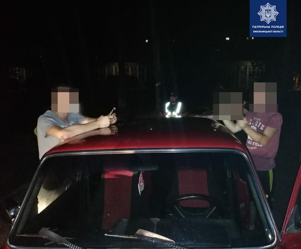 У Хмельницькому молодики посеред ночі стріляли з пістолета (фото), фото-3