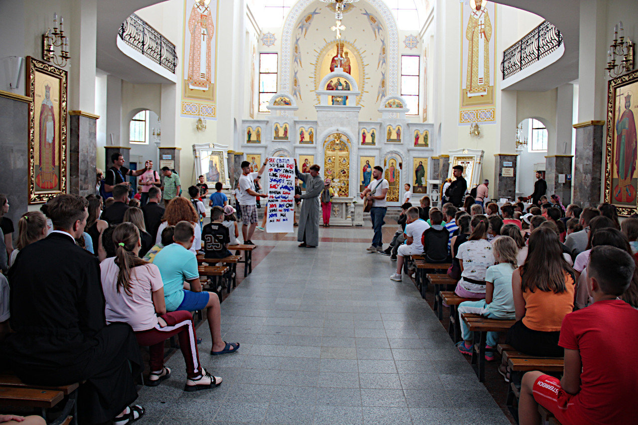 Діти з Хмельниччини відпочили у християнському таборі у Зарваниці, фото-2