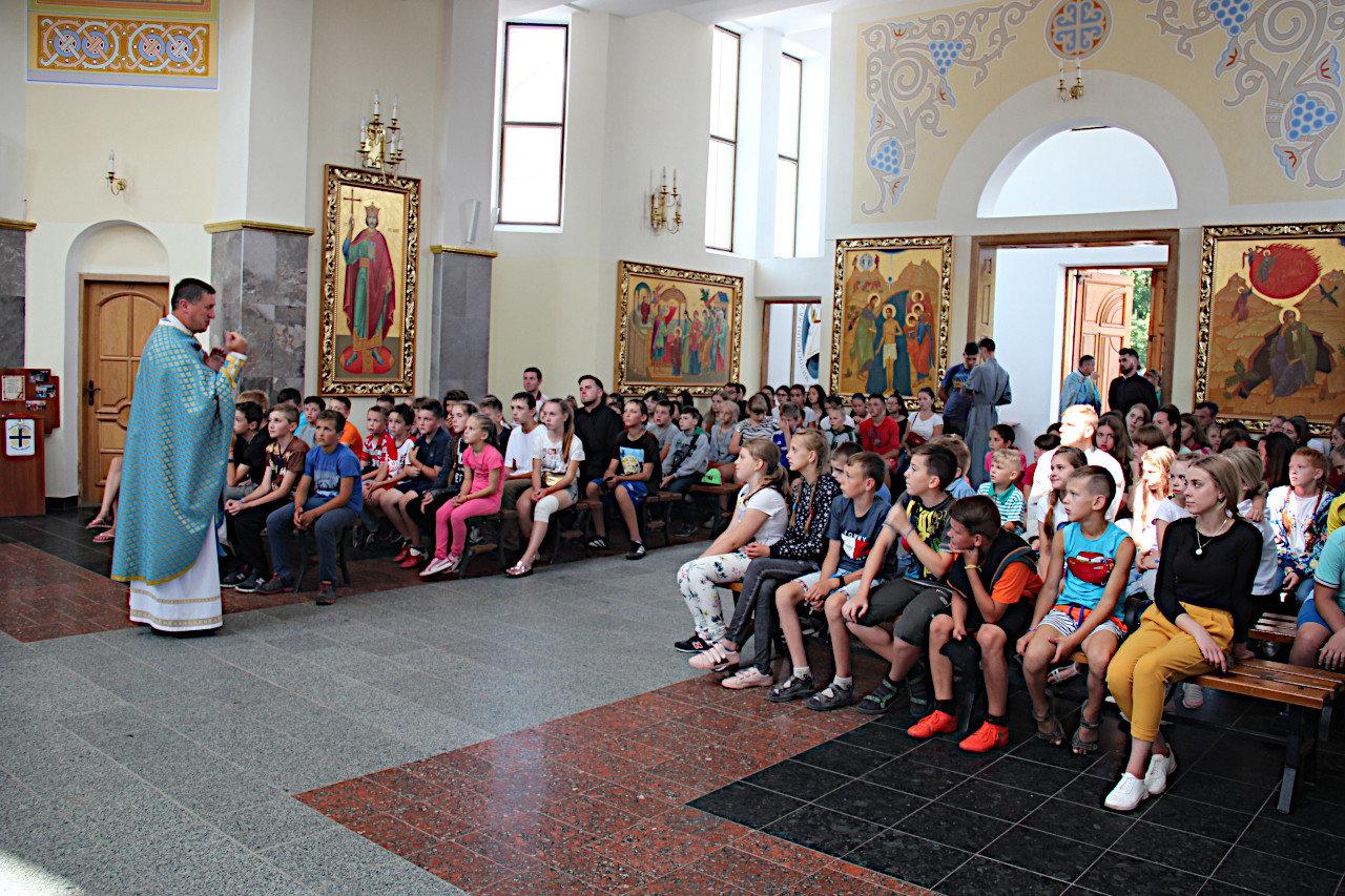 Діти з Хмельниччини відпочили у християнському таборі у Зарваниці, фото-1