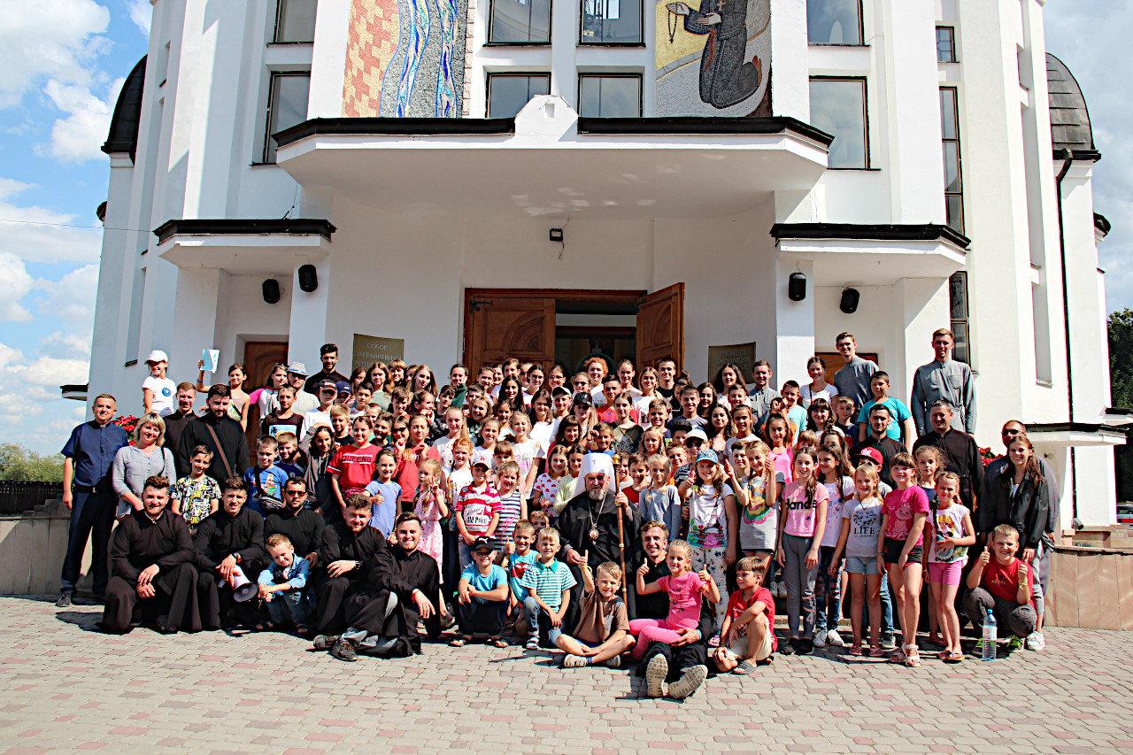 Діти з Хмельниччини відпочили у християнському таборі у Зарваниці, фото-4
