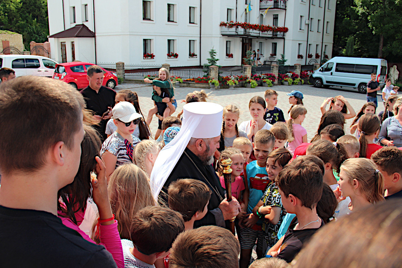 Діти з Хмельниччини відпочили у християнському таборі у Зарваниці, фото-5