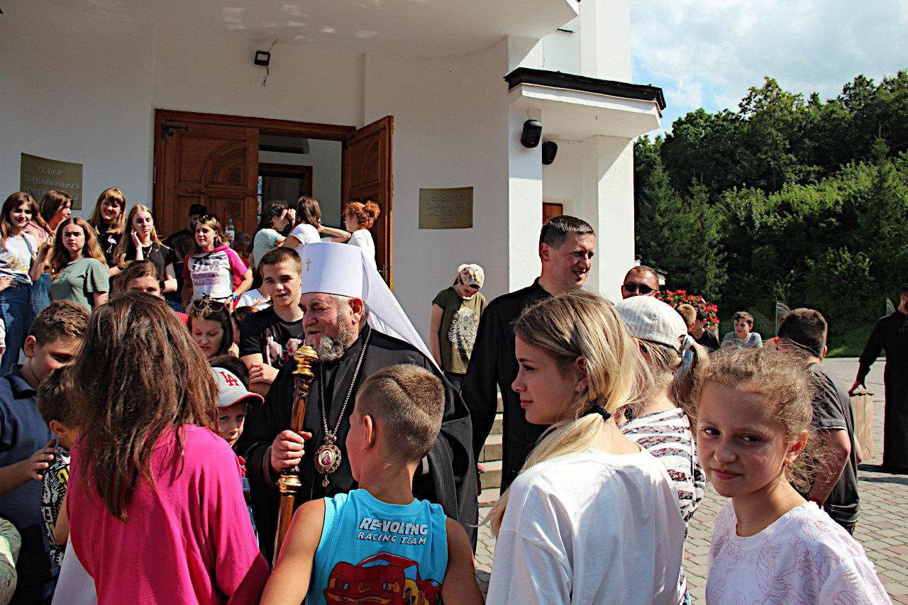 Діти з Хмельниччини відпочили у християнському таборі у Зарваниці, фото-6