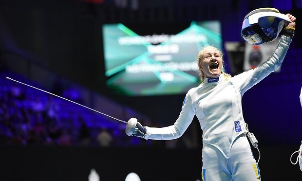Споортсмени з Хмельниччини вдало виступили на чемпіонаті світу з фехтування (фото), фото-1