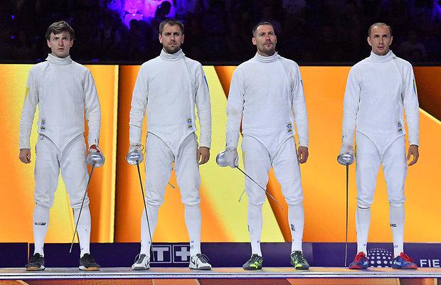 Споортсмени з Хмельниччини вдало виступили на чемпіонаті світу з фехтування (фото), фото-4