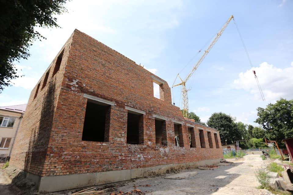 У Хмельницькому будують новий корпус ліцею №17 (фото), фото-3