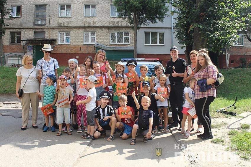 У Хмельницькому триває профілактична акція «Безпечний двір – безпечне місто!»  (фото), фото-4