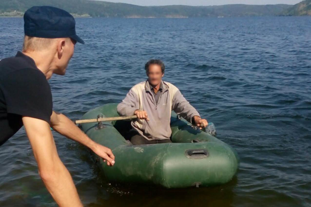 На Хмельниччині надзвичайники врятували чоловіка похилого віку (фото), фото-1