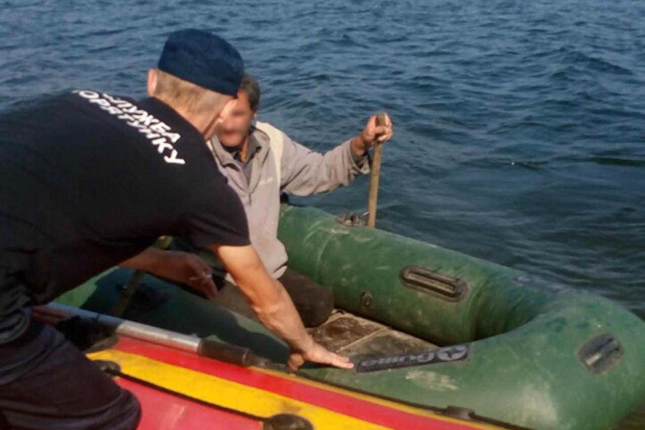 На Хмельниччині надзвичайники врятували чоловіка похилого віку (фото), фото-2