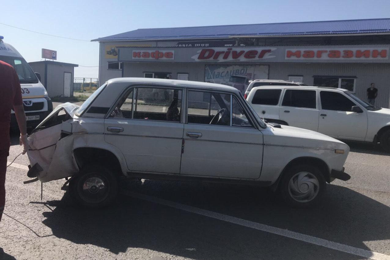 На Хельниччині чотири автомобілі потрапили в ДТП (фото), фото-2