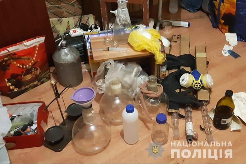 У Хмельницькому поліція викрила нарколабораторію , фото-1