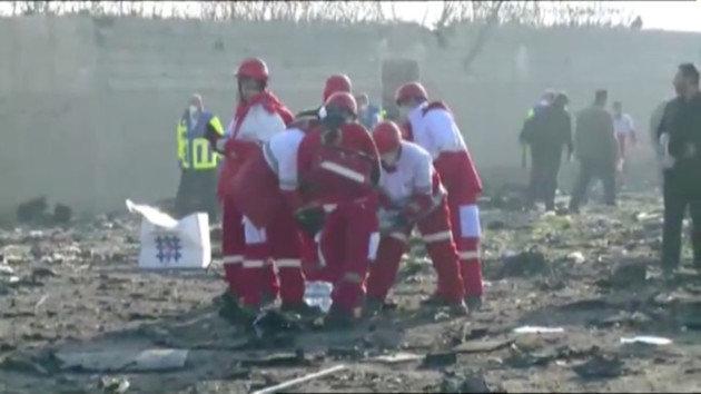 Авіакатастрофа в Ірані: на борту українського лайнера перебували 176 осіб (фото, відео), фото-2