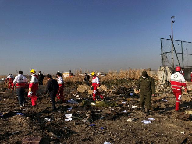 Авіакатастрофа в Ірані: на борту українського лайнера перебували 176 осіб (фото, відео), фото-3