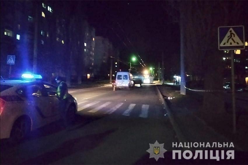 У Хмельницькому в результаті ДТП загинула 62-річна жінка , фото-1