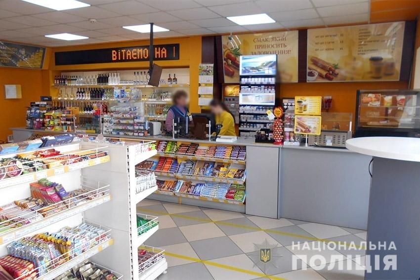 На Хмельниччині затримали чоловіка, який скоїв розбійний напад на оператора заправки (фото), фото-2