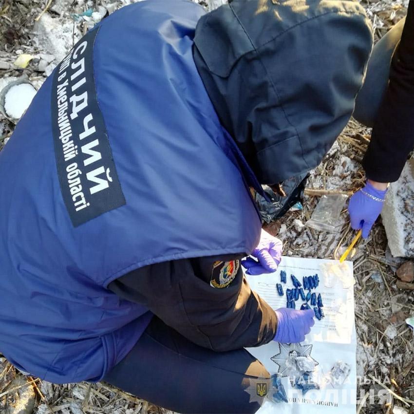 Хмельницькі поліцейські вилучили в закладчика-гастролера наркотиків на 180 тисяч гривень (фото), фото-3