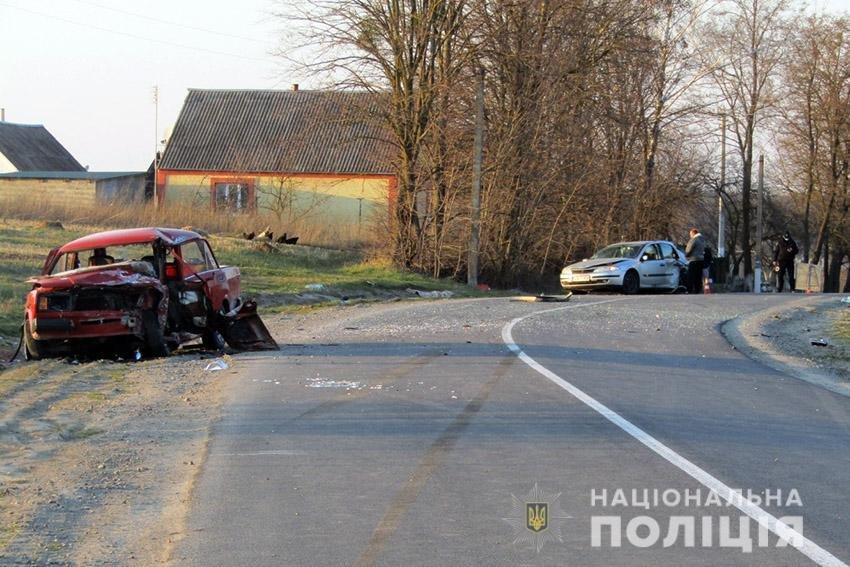 На Хмельниччині слідчі оголосили про підозру чоловікові, причетному до ДТП з чотирма травмованими, фото-1