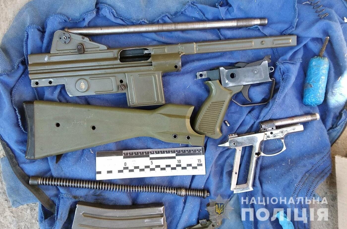 На Хмельниччині зловмисники виготовлювали та збували вогнепальну зброю та боєприпаси , фото-4