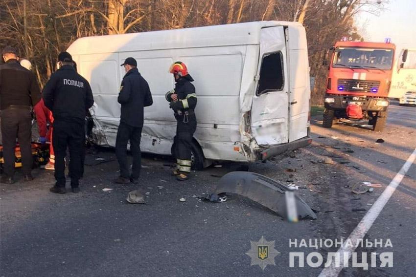 На Хмельниччині сталася ДТП за участю трьох автомобілів (фото), фото-3