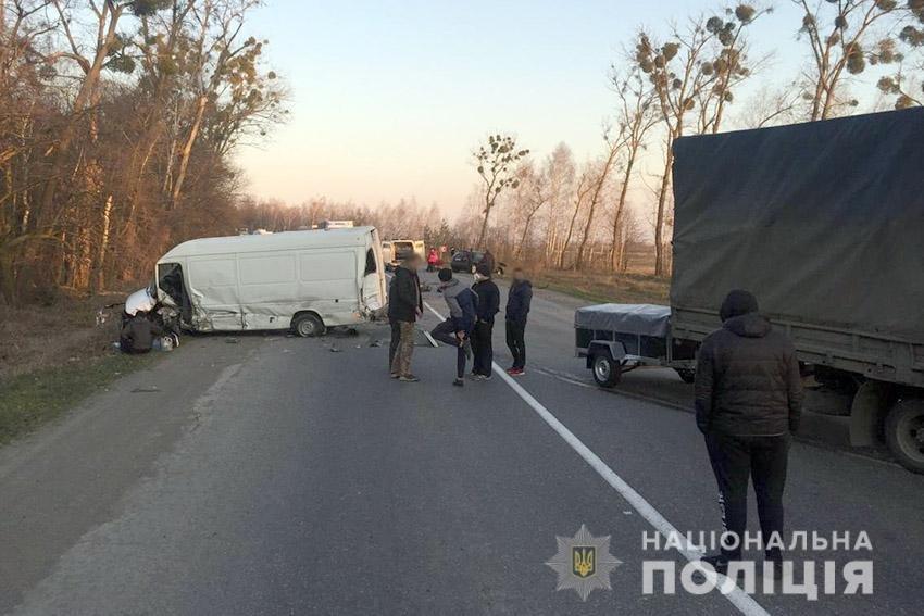 На Хмельниччині сталася ДТП за участю трьох автомобілів (фото), фото-4