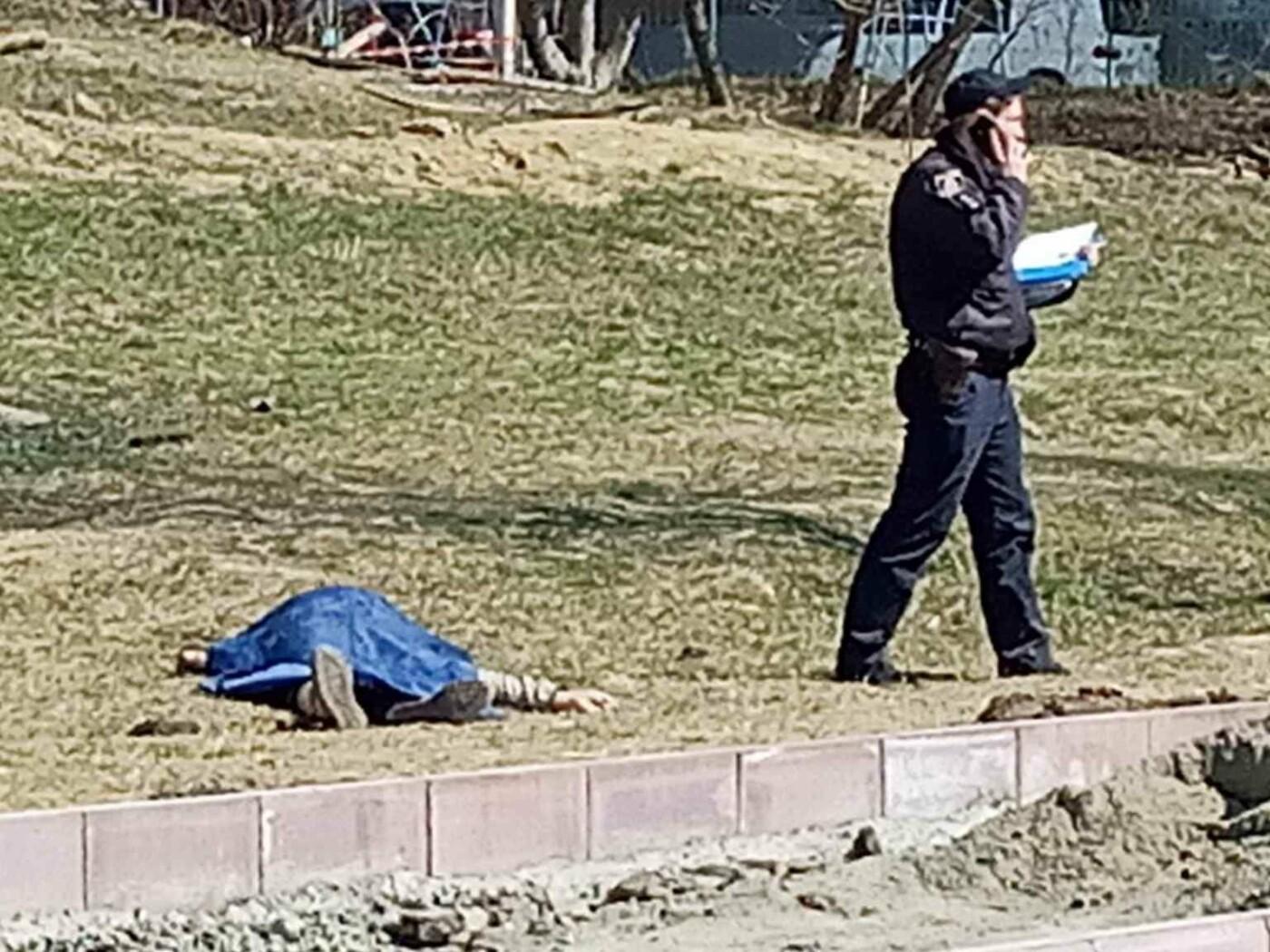 Вбиства на Озерній не було: поліцейські оприлюднили результат огляду тіла, фото-1