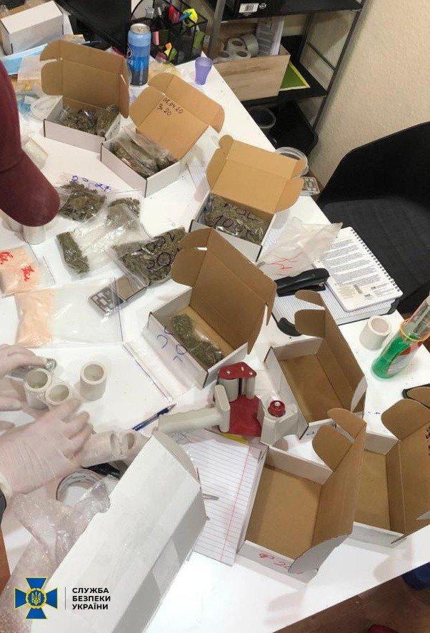 У Хмельницькому СБУ блокувала діяльність наркоугруповання, організованого посадовцями ДСНС, фото-1
