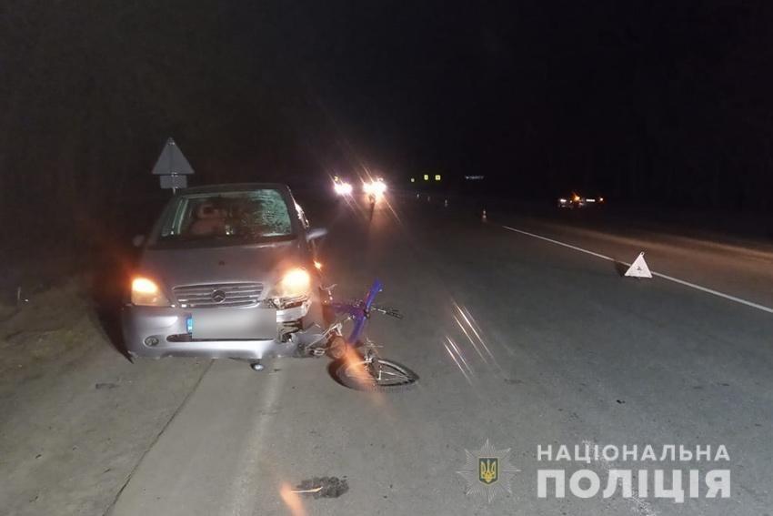 На Хмельниччині в ДТП загинув 21-річний велосипедист (ФОТО), фото-1