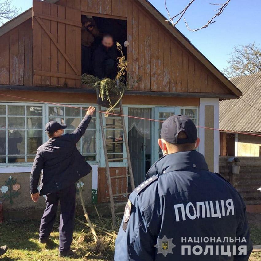 На Хмельниччині поліцейські затримали двох жителів Херсону з 5-ма кілограмами канабісу, фото-3