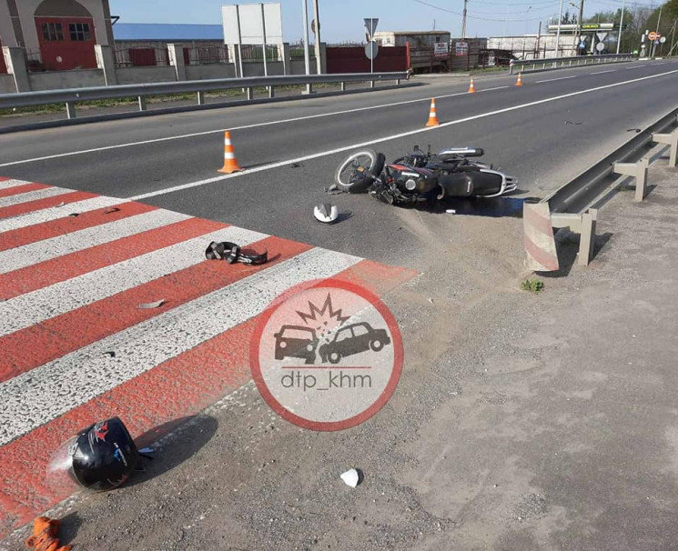 На Хмельниччині в ДТП загинула 29-річна жінка (ФОТО +18), фото-1