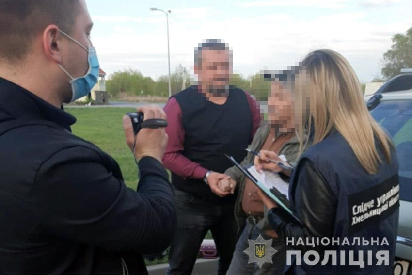 На Хмельниччині поліція затримала на хабарі директора одного з підприємств оборонної галузі, фото-1