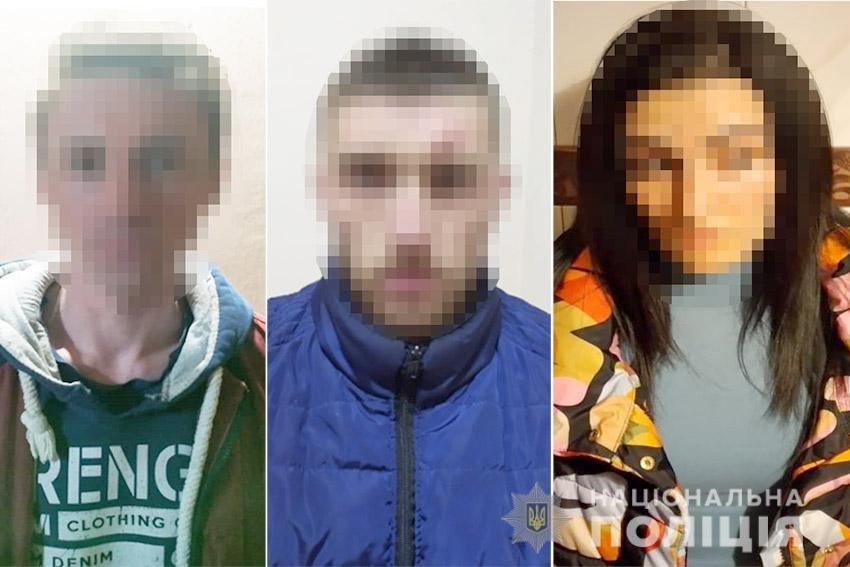 У Хмельницькому правоохоронці затримали групу осіб, яка вчиняла розбійні напади на іноземців , фото-1