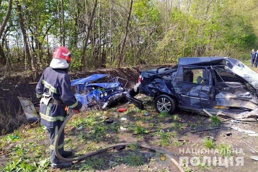 На Хмельниччині в ДТП загинув 55-річний водій, фото-1
